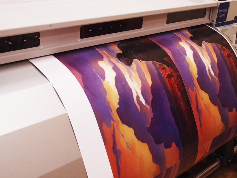 Печать картин на фотобумаге