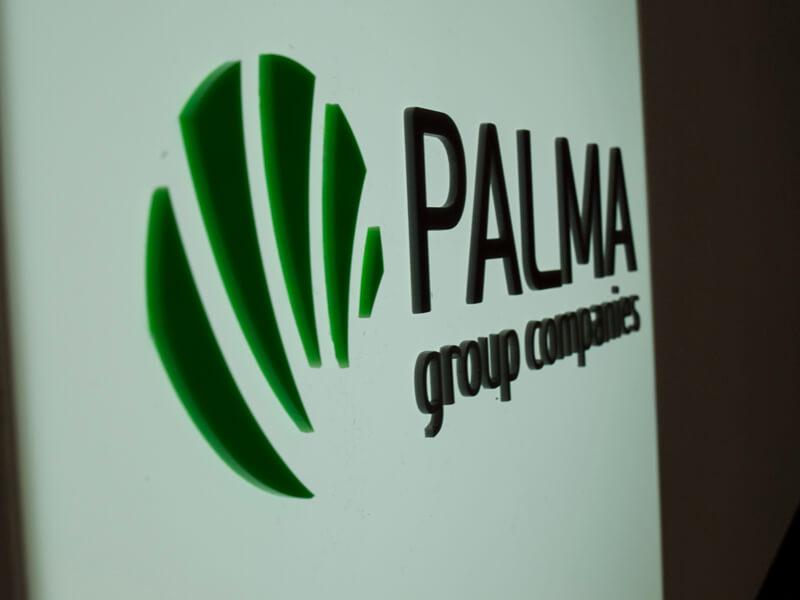 Лайтбокс Palma